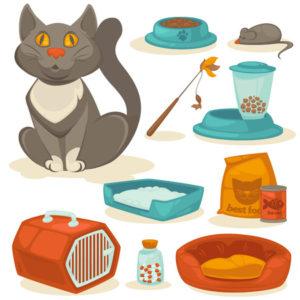 Katte tilbehør